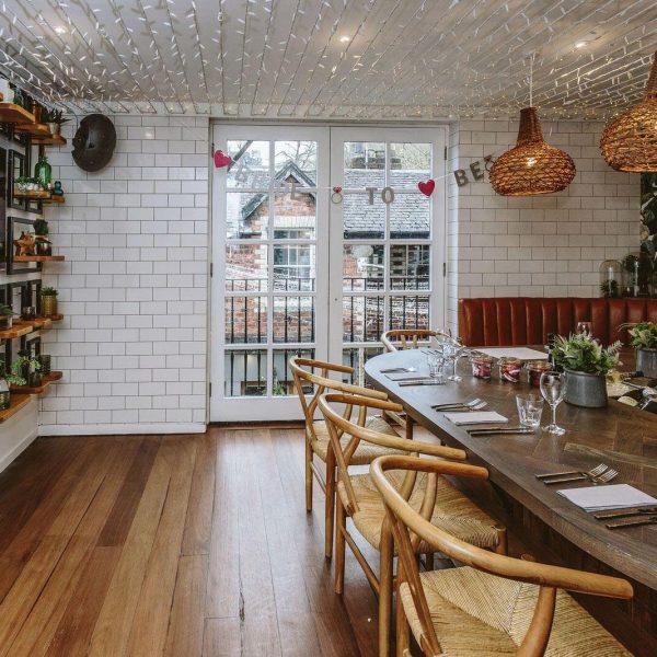 The Grosvenor Cafe